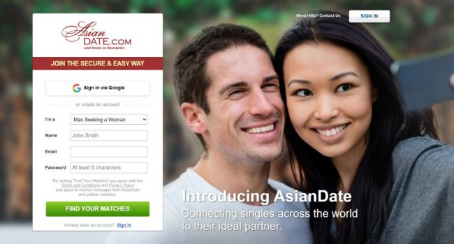 asian dating japan